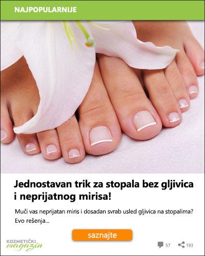 stopalin sprej i sapun