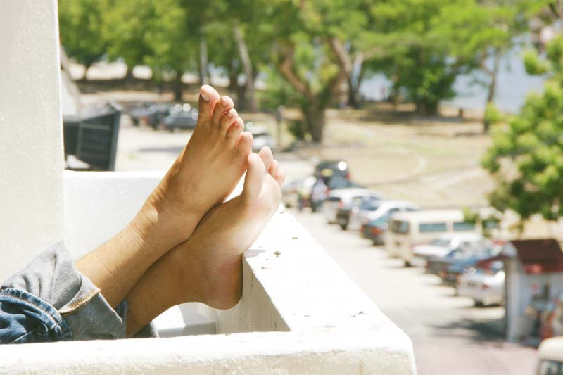 Dr Plant puder za stopala i neprijatan miris