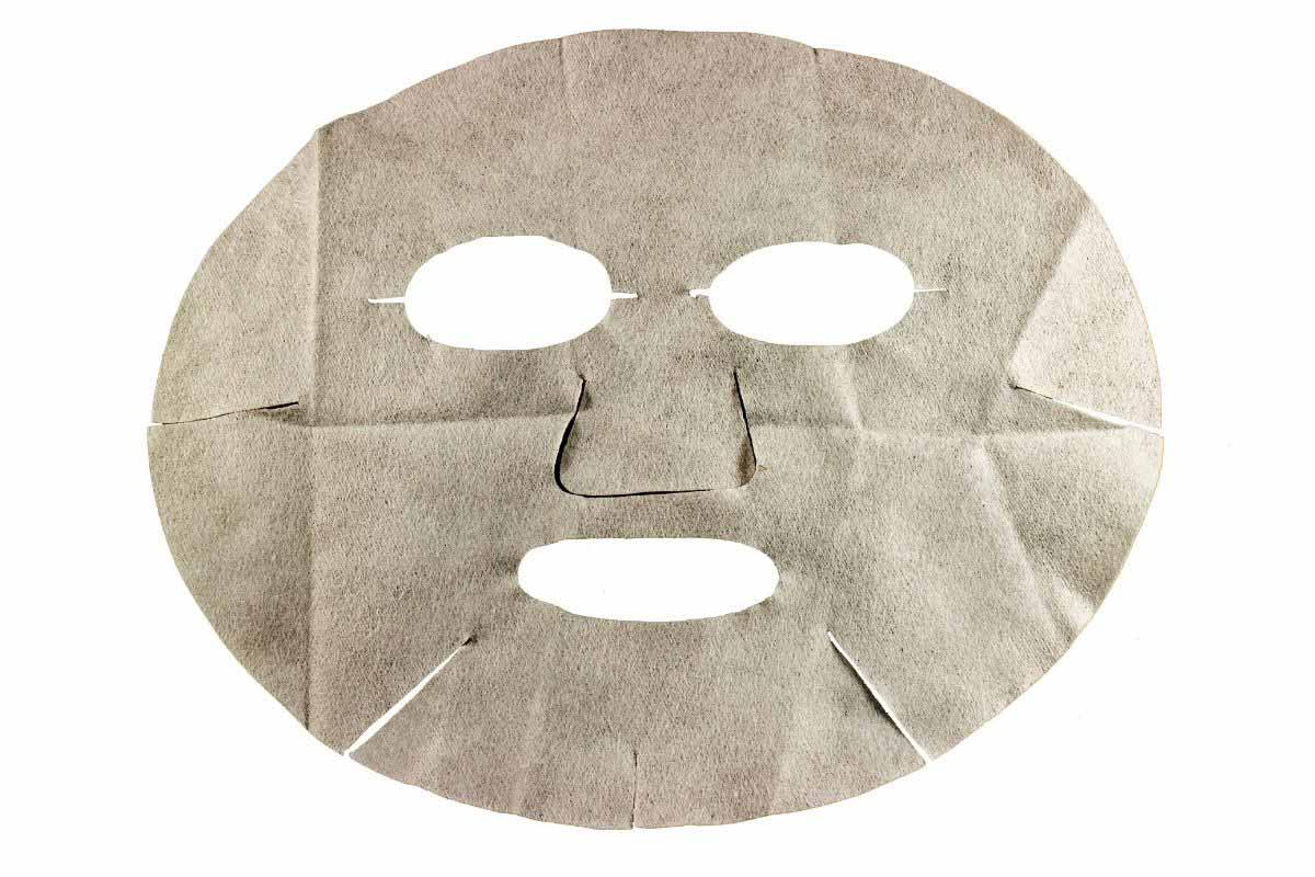 MBeauty srebrna maska za lice