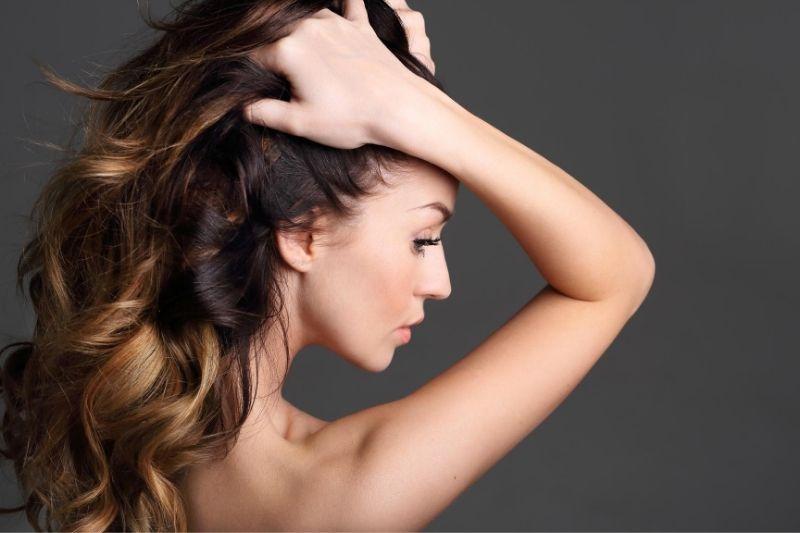 elastična i jaka kosa