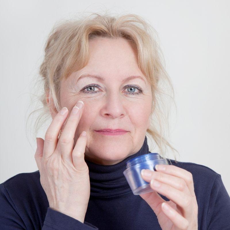 krema za lice u menopauzi