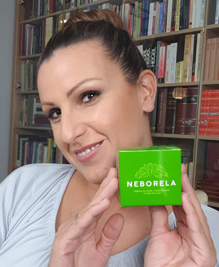 Neborela krema - Dragana